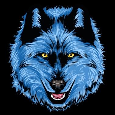 Timber Wolf MidNight Forest Women's Hoodie | Spreadshirt