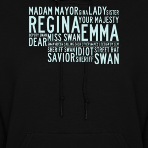 Regina your majesty deputy swan - Women's Hoodie