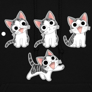 FOUR LITTLE KITTIES - Women's Hoodie