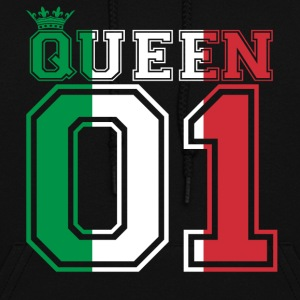 partner land queen 01 princess Italien - Women's Hoodie