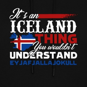 ICELAND THING SHIRT - Women's Hoodie