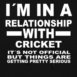 relationship with CRICKET - Women's Hoodie
