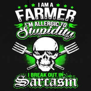 I Am A Farmer T Shirt - Women's Hoodie