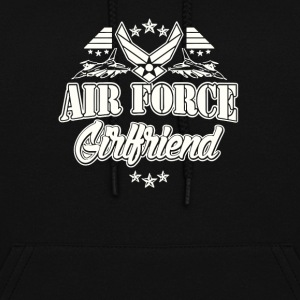 Air Force Girlfriend - Women's Hoodie