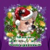 Dog Lover Merry Christmas Chihuahua - Women's Hoodie