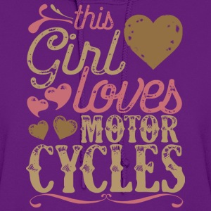 This Girl Loves Motorcycles