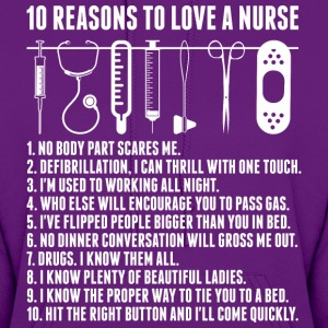 10 Reasons To Love A Nurse