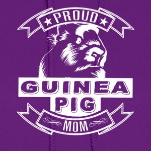 Proud Guinea Pig Mom Shirt - Women's Hoodie