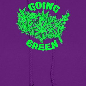 Going Green - Women's Hoodie