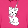 UNICORN CAT - Women's Hoodie