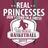 Basketball Princesses Shirt - Women's Premium Hoodie