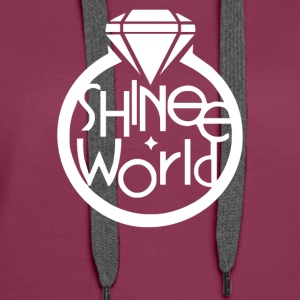 Shinee world - Women's Premium Hoodie