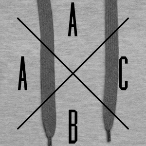A.C.A.B. - 1312 - All colours are beautiful - Women's Premium Hoodie