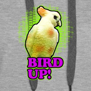 bird up - Women's Premium Hoodie