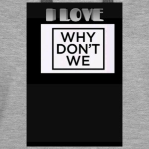 I love why dont we items - Women's Premium Hoodie