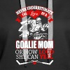 GOALIE MOM shirt - Women's Premium Hoodie