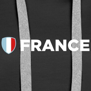 National Flag Of France - Women's Premium Hoodie