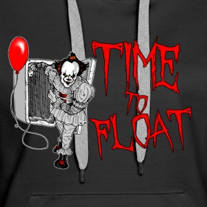Time To Float - Women's Premium Hoodie