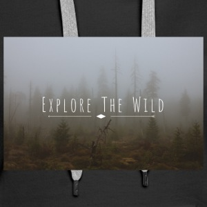 Explore The Wild - Women's Premium Hoodie