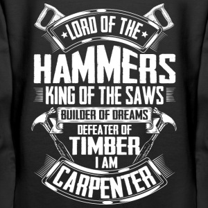 Carpenter/Cabinetmaker/Chippie/Wright/Hammers - Women's Premium Hoodie