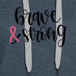 Breast Cancer T Shirts - Women's Premium Hoodie