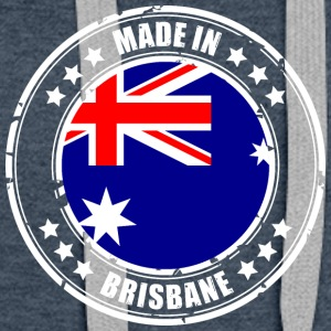 MADE IN BRISBANE - Women's Premium Hoodie