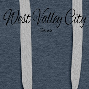 Utah West Valley City US DESIGN EDITION - Women's Premium Hoodie