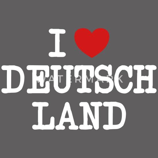 I love deutsch