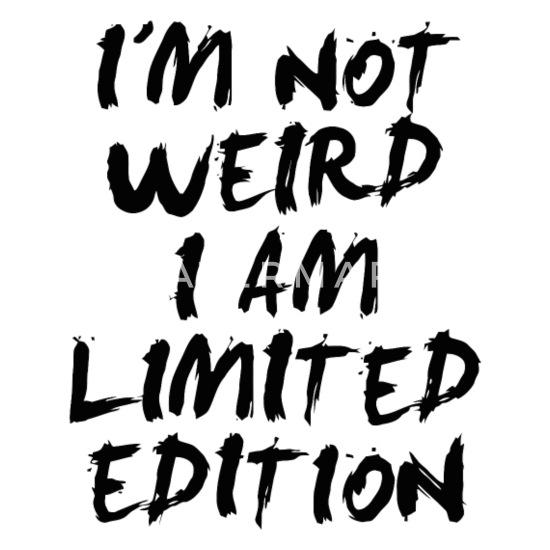 Funny love wierd quotes Kids\' Longsleeve Shirt | Spreadshirt