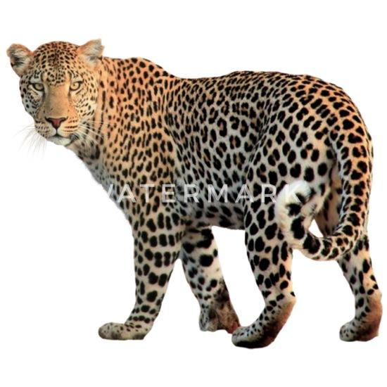 cheetah cat jaguar leopard ocelot gepard wildcat26 Kids' Long Sleeve  T-Shirt - white
