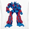 darr optimus prime - Kids' Long Sleeve T-Shirt