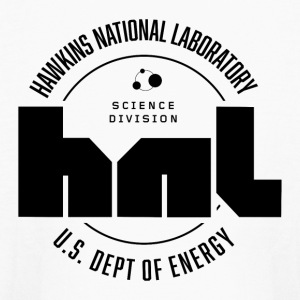 Hawkins National Laboratory - Kids' Long Sleeve T-Shirt