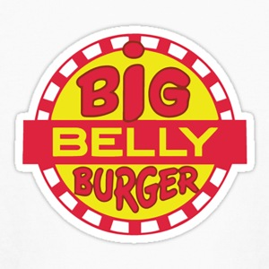 Big Belly Burger - Kids' Long Sleeve T-Shirt