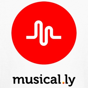 musical.ly - Kids' Long Sleeve T-Shirt
