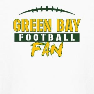 Green Bay football fan - Kids' Long Sleeve T-Shirt