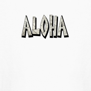 Aloha - Kids' Long Sleeve T-Shirt