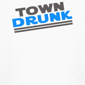 Town Drunk - Kids' Long Sleeve T-Shirt