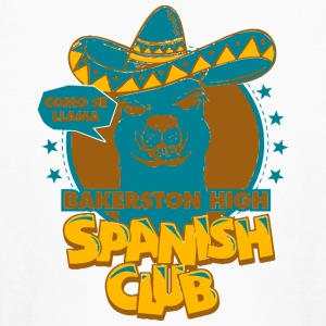 Como Se Llama Bakerston High Spanish Club - Kids' Long Sleeve T-Shirt