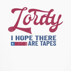 Lordy I Hope There Are Tapes - Kids' Long Sleeve T-Shirt