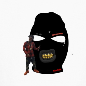 Kodak Black's Famous Mask Clothing - Kids' Long Sleeve T-Shirt