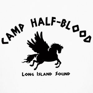 Camp Half Blood - Kids' Long Sleeve T-Shirt
