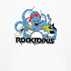 Rocking Octopus - Kids' Long Sleeve T-Shirt