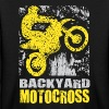Backyard Motocross Suzuki - Kids' Long Sleeve T-Shirt