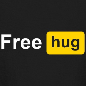 Free HUG - Kids' Long Sleeve T-Shirt
