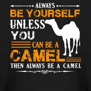 Always Be A Camel Shirt - Kids' Long Sleeve T-Shirt
