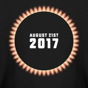 Total Solar Eclipse on 08/21/2017 USA - Kids' Long Sleeve T-Shirt