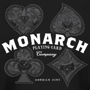 Monarch Playing Cards - Kids' Long Sleeve T-Shirt