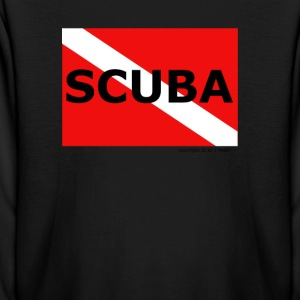 SCUBA - Kids' Long Sleeve T-Shirt