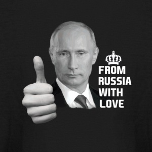 Vladimir Putin From Russia with Love - Kids' Long Sleeve T-Shirt