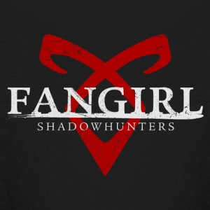 Shadowhunters - Fangirl - Kids' Long Sleeve T-Shirt